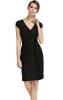 Женское платье с капюшоном V шеи Bodycon Party Dress женское платье brand new v bodycon dress