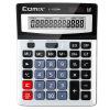 (COMIX) 12 больших станций офисный калькулятор новая и старая упаковка случайная доставка C-1232M калькулятор comix c 1888