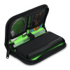 BUBM QYD- рука портативного мобильного пакет жесткого диска красочного пакет мобильного питания для зарядки мешка красной гарнитуры кабель-Digital Storage chargebox аппарат для зарядки мобильного