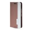 MOONCASE Кожа Флип сторона кошелек Слот для карты Чехол Подставка тонкий чехол для HTC One M9 коричневый белый чехол книжка боковой с окошком для htc one m9 boostar белый