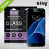 Ainy прозрачное защитное стекло screen protector для Samsung GALAXY S7 аксессуар защитное стекло samsung galaxy s7 ainy full screen cover 3d 0 33mm black