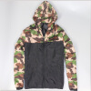 Весенняя осень Мужская повседневная камуфляжная куртка с капюшоном Мужская одежда Мужская ветровка Мужская одежда мужская одежда для спорта