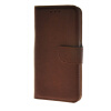 MOONCASE Leather Side Flip Wallet Card Slot Pouch Stand Shell Back чехол для Samsung Galaxy S6 Coffee mooncase soft silicone gel side flip pouch hard shell back чехолдля samsung galaxy s6 black