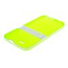 MOONCASE Huawei G7 Дело Желе Цвет силиконовый гель ТПУ Тонкий с подставкой обложка чехол для Huawei Ascend G7 Грин