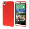 MOONCASE S - линия Мягкий силиконовый гель ТПУ защитный чехол гибкой оболочки Защитный чехол для HTC Desire 826 Красный