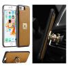 Samsung Galaxy S8/S8 Plus роскошные кожаные торговли многофункциональный автомобильного кольца защиты покрытия телефон дело oem samsung akg s8 headphones earbuds with mic for samsung galaxy s8 s8 plus