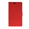 MOONCASE Cute Little Witch Leather Side Flip Wallet Card Holder Stand Pouch ЧЕХОЛДЛЯ Sony Xperia E4 Red mooncase cute little witch leather side flip wallet card holder stand pouch чехолдля sony xperia e4 red