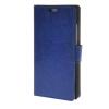 MOONCASE Smooth PU Leather Flip Wallet Card Slot Bracket Back чехол для Huawei Ascend P8 lite Blue mooncase smooth pu leather flip wallet card slot bracket back чехол для huawei ascend y635 red