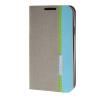 MOONCASE ЧЕХОЛ ДЛЯ LG Optimus L60 Minimalist style Leather Card Wallet Flip Slot Bracket Back Cover Grey чехол для lg optimus l7 ii p713 в воронеже