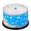 Фиолетовые (ЮНИС) DVD + R 16 Amagatarai баррелей скорости 4,7 г диски серии 50 dvd диски в махачкале