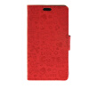MOONCASE Cute Little Witch Leather Side Flip Wallet Card Holder Stand Pouch ЧЕХОЛДЛЯ LG C50 H340n Leon Red
