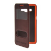 MOONCASE View Window Leather Side Flip Pouch Stand Shell Back ЧЕХОЛДЛЯ Samsung Galaxy Grand Prime G5306W Red mooncase view window leather side flip pouch stand shell back чехолдля samsung galaxy grand prime g5306w white