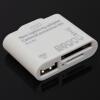 5in1 цены набора соединения камеры USB SD в слот для TF м2 кард-ридер Адаптер для iPad 4/мини ipad 4 in 1 photo lens