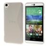 MOONCASE S - линия Мягкий силиконовый гель ТПУ защитный чехол гибкой оболочки Защитный чехол для HTC Desire 826 Очистить htc desire 650