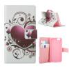 MOONCASE ЧЕХОЛДЛЯ Huawei Ascend P8 Flip PU Leather Fold Wallet Card Slot Kickstand Back [Pattern series] /a07