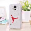 мити 3D - иордания чистка единственного пвх резиновые jumpman 15 телефоны обложки для Samsung Galaxy S5 i9600 бесплатная доставка