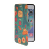 MOONCASE Cute Pattern Leather Side Flip Wallet Card Slot Pouch Stand Shell Back ЧЕХОЛДЛЯ Apple iPhone 6 ( 4.7 inch ) luxury stand flip
