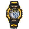 Санкт сто скота (PASNEW) Детский часы моды плавание водонепроницаемый многофункциональные спортивные часы детский электронный PSE-239B красный детский