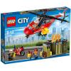 Лего Сити пожарные игрушки. лего чима жалящая машина скорпиона скорма