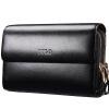 POLO мужчины большая сумка сумка для рук из натуральной кожи 25001-3 богатая черная giorgio ferretti для документов из натуральной кожи черная 30463 30 nero gf