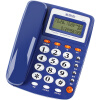 МСО МСО 8018 Caller ID телефона / без батареи / молнии / домашний офис стационарный (белый) стационарный