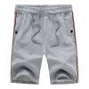 мода мужчины шорты новых 2016 мужчины шорты спорта летом мужчин случайные твердых шорты плюс размер 4xl горячей продажи бегущих людей шорты 5 цвета шорты