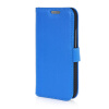 MOONCASE High quality Leather Wallet Flip Card Slot Pouch Stand Shell Back ЧЕХОЛДЛЯ HTC One Mini 2 M8 Mini Blue