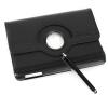 Черный 360� вращающийся магнитный стенд кожаный чехол Чехлы сумки для iPad мини bagsmartshoe сумки нетканые пылезащитные чехлы drawstring хранение одежда сумки для упаковки туристический мешочек организатор скл