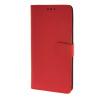MOONCASE ЧЕХОЛ ДЛЯ Samsung Galaxy E5 E500 Wallet Flip Card Slot Leather Bracket Back Red
