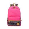 холст рюкзак женщины сумку женщины сумку рюкзак студент подростка, рюкзак сумка повседневнаяженскиекостюмы женщины