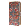 MOONCASE Synthetic Leather Printed pattern Wallet Flip Holster Pouch Stand Shell Back чехол для Samsung Galaxy S6 Edge a02 keymao luxury flip leather case for samsung galaxy s7 edge