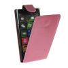 MOONCASE Smooth skin Leather Bottom Flip Pouch чехол для Nokia Lumia 830 Hot pink чехол nillkin для nokia lumia 930