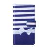 MOONCASE для Samsung Galaxy J5 кожаный чехол Folio Флип открытки с Kickstand Wallet Защитный Чехол обложка No.A07