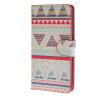 MOONCASE Треугольник стиль Кожа боковой паз флип Бумажник карты Стенд Чехол чехол для LG Optimus C70 H440 / A19
