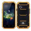 Kufone клавишу F5 для ip68 прочный Водонепроницаемый 3G-телефон mtk6582 четырехъядерный процессор 1,3 ГГц Android 4.4.4-дюймовый IPS-1 ГБ + 8 ГБ 13-мегапиксельная GPS в водяной пыли смартфон