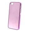 Розовый для iPhone 5 5s в матовый алюминиевый профиль треугольника Чехол+Стилус