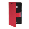 MOONCASE Slim Leather Side Flip Wallet Card Slot Pouch with Kickstand Shell Back чехол для Nokia Lumia 535 Red mooncase slim leather side flip wallet card slot pouch with kickstand shell back чехол для nokia lumia 535 black