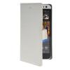 MOONCASE Slim Leather Flip Wallet Card Pouch with Kickstand Shell Back ЧЕХОЛДЛЯ HTC Desire 616 White чехол для htc desire 616 nillkin sparkle черный