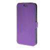 MOONCASE Cross pattern Flip Pouch Leather Wallet Slim Stand чехол для Samsung Galaxy A3 Purple чехол для сотового телефона takeit для samsung galaxy a3 2017 metal slim металлик