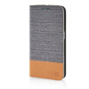 MOONCASE Canvas Design Leather Side Flip Wallet Pouch Stand Shell Back ЧЕХОЛДЛЯ Samsung Galaxy S6 Edge Dark Brown mooncase canvas design leather side flip wallet pouch stand shell back чехолдля samsung galaxy s6 edge dark brown