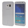 MOONCASE чехол для Samsung Galaxy S6 Edge Flexible Soft Gel TPU Silicone Skin Slim Durable With Card Slot Cover Clear mooncase litchi skin золото chrome hard back чехол для cover samsung galaxy s6 edge красный