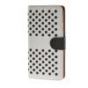 MOONCASE горошек Слот карты Кожаный чехол Чехол Подставка Shell чехол для Apple IPhone 6 (4,7 дюйма) белый черный mooncase чехол