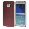 MOONCASE матовый Жесткий Shell Резина Вернуться Защитная Прорезиненные чехол для Samsung Galaxy S6 Edge красный mooncase жесткий прорезиненные резина оболочка вернуться защитная крышка чехол для samsung galaxy s6 edge лазурь