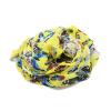 Vanker девушки Сладкая Зима Осень шаль шифон бабочка Распечатать Теплый шарф Wrap шарфы массажный шарф nap massage wrap