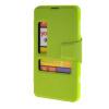 MOONCASE Side Flip Hard board Slim Leather Bracket Window чехол для Cover Microsoft Lumia 625 зеленый mooncase side flip hard board slim leather bracket window чехол для cover microsoft lumia 625 желтый