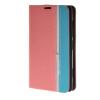 MOONCASE Премиум Слот Синтетический кожаный бумажник флип чехол Чехол карты Стенд чехол для Nokia Lumia 530 Розовый mooncase чехол