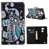 MOONCASE ЧЕХОЛДЛЯ Huawei Ascend Mate 7 Flip PU Leather Fold Wallet Card Slot Kickstand Back [Pattern series] /a15