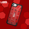 UAG Apple iPhone8 / iPhone7 Anti-Fall Mobile Shell / Обложка Diamond Series 4.7 дюйма Китай Красный uag iphone8 plus 5 5 дюйма падение сопротивления mobile shell чехол для apple iphone8 plus iphone7 plus premier series space gray