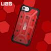 UAG Apple iPhone8 / iPhone7 Anti-Fall Mobile Shell / Обложка Diamond Series 4.7 дюйма Китай Красный uag iphone8 4 7 дюйма падение сопротивления mobile shell чехол для apple iphone8 iphone7 ярого белый
