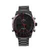 NAVIFORCE NF9024B Военная двойной дисплей неделя Встречи Мужчины наручные часы Подарки 2015 nf 9024 16604